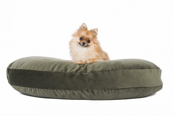 Bezug Hundekissen LUNA LOUNGE - klassischer Möbelstoff TUDOR