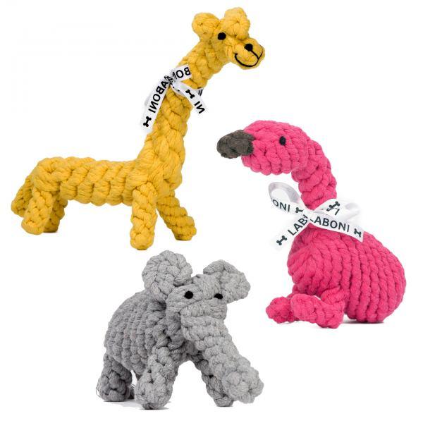 Summer Safari - Spielzeug-Set für Hunde