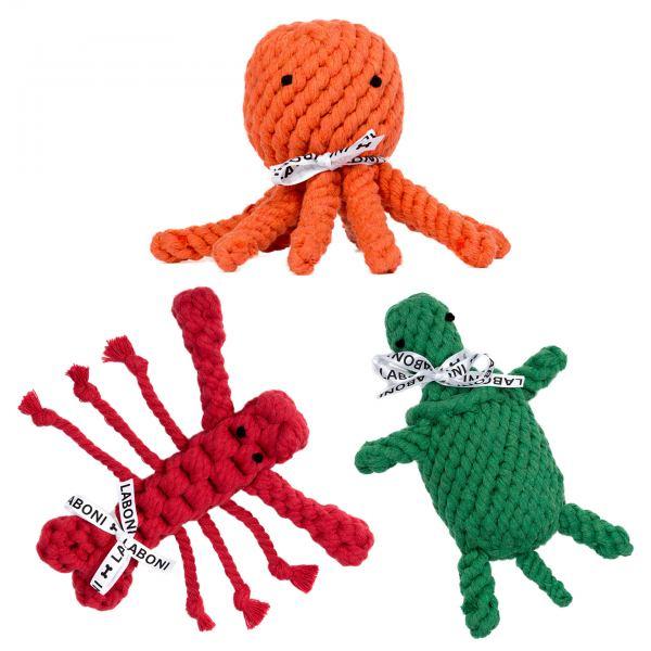 Little Ocean - Spielzeug-Set für Hunde