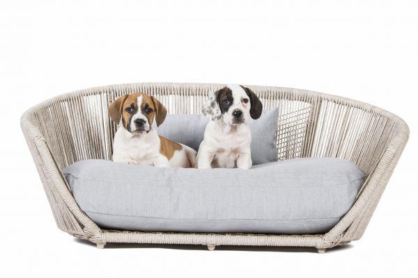 Hundebett Vogue Outdoor-Grigio